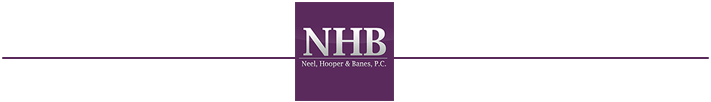 Neel, Hooper & Banes, P.C. Houston Employment Law Attorneys