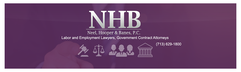 Neel, Hooper & Banes, P.C. Management Side Labor & Employment Lawyers