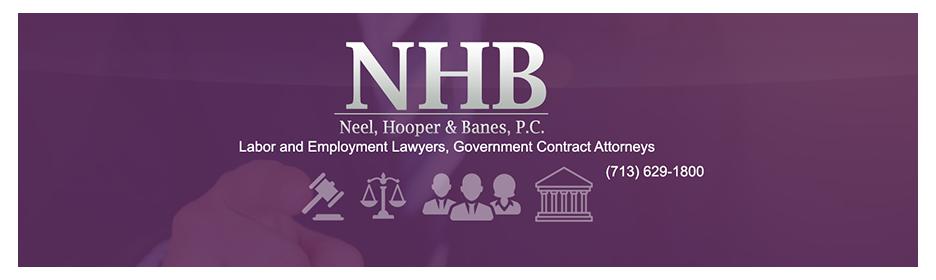 Neel, Hooper & Banes, P.C. Management Side Labor & Employment Lawyers