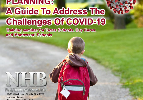 Looking Ahead to the Safe Reopening of Schools after COVID-19