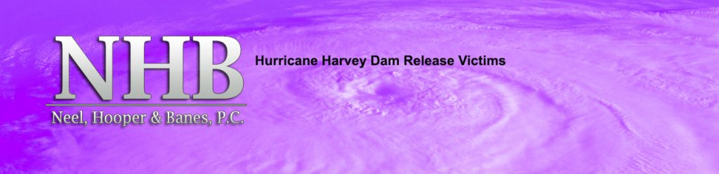 Neel, Hooper, & Banes, P.C. Takings Class Action Against U.S. Army Corps of Engineers For Damage Caused By Dam Releases